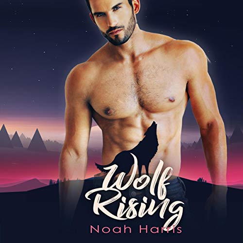 Wolf Rising audiobook cover art