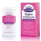 Amido Mio Bagno Rinfrescante - Polvere Amido di Riso per Pelli Secche e Delicate - 125 g.