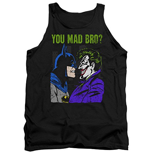 DC - Débardeur Bro Mad Men - DC, Small, Black
