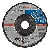 Bosch 2608603182 Meule à ébarber à moyeu déporté standard for metal A 24 P BF 125 mm 22,23 mm 6,0 mm