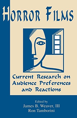 Horror Films: Current Research on Audience Preferences and Reactions (Routledge Communication Series) (English Edition)