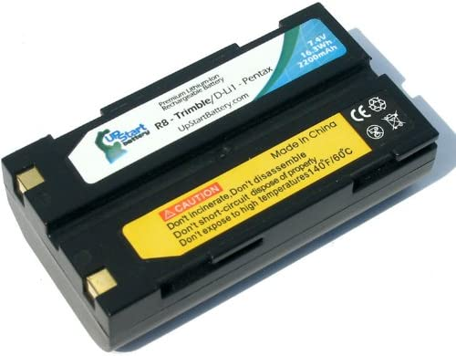 Replacement for Trimble OFFicial R8 Battery Compatible with - Max 58% OFF GPS