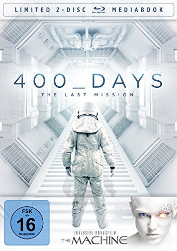 400 Days - The Last Mission - Mediabook [Blu-ray]
