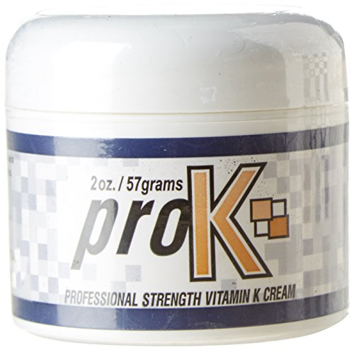 Pro K Vitamin K Cream Spider Vein Cream