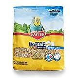Kaytee Forti Diet Egg-Cite Bird Food For Parakeets, 5-Pound Bag