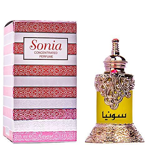 Rasasi - Perfume para mujer (15 ml)