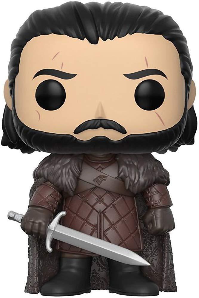 Funko - POP! Vinilo Colección Juego de tronos - Figura Jon Snow (12215): Amazon.es: Juguetes y juegos