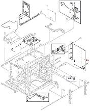 High Voltage PCB - CLJ 5550 / 5500