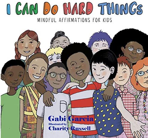 I Can Do Hard Things Mindful Affirmations for Kids product image