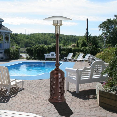 Great Price! Patio Comfort Vintage Series Portable Patio Heater