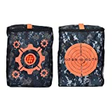 Gather together Clear Bullet Target Pouch For Nerf Tactical Soft Bullets Storage Case Waterproof...