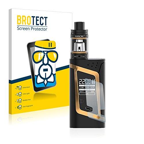 brotect Pellicola Protettiva Vetro Compatibile con Smok Alien 220W Schermo Protezione, Estrema Durezza 9H, Anti-Impronte, AirGlass
