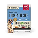 The Honest Kitchen Human Grade Dehydrated Grain Free Turkey Dog Food 10 lb - Embark