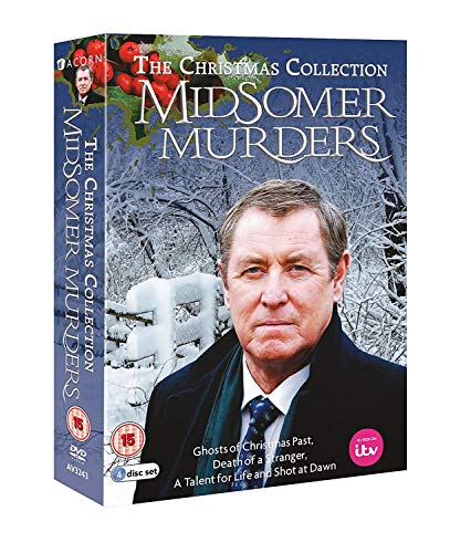 Midsomer Murders - Christmas Collection