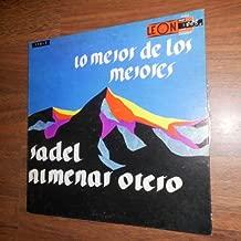 Lo Mejor De Los Mejores - Alfredo Sadel & Carlos Almenar Otero (Basf / Leon / Vinyl)