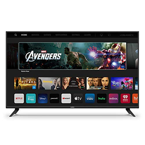 VIZIO V-Series 43' (42.5' Diag.) 4K HDR Smart TV, V435-H11