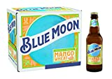 Cerveza Blue Moon Mango Weat. Caja 12 x 33cl