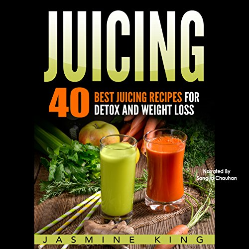 Juicing audiobook cover art