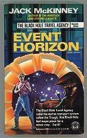 Event Horizon: Black Hole Travel Agency, Book 1 0345370538 Book Cover