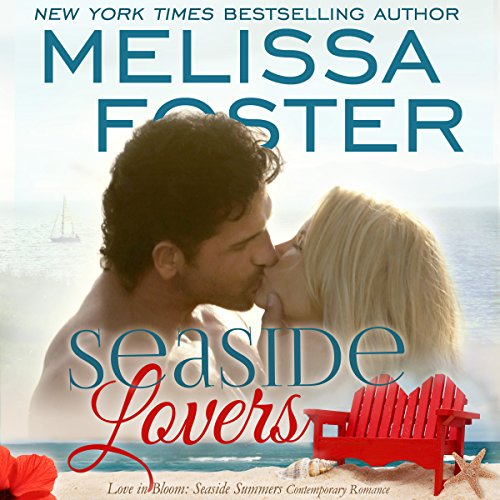 Seaside Lovers audiobook cover art