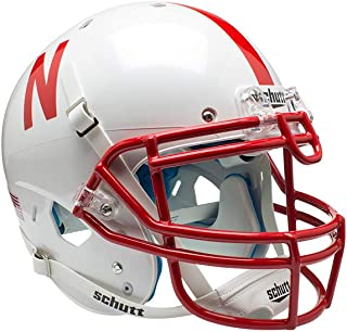 Schutt NCAA Nebraska Cornhuskers On-Field Authentic XP Football Helmet