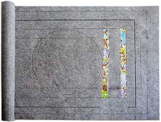 DeeCozy Jigsaw Puzzle Board Tapis de Puzzle Portable pour Le Stockage de Puzzle, jusquà 1500 pièces Accessoire de Puzzle d...