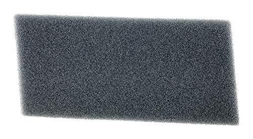 Bauknecht - Filtro per Bauknecht Privileg Whirlpool HX 481010354757, filtro per asciugatrice, 225 x 107 x 8 mm, spugna realizzata in Germania 100%, Nero , 225 x 107 x 8 mm