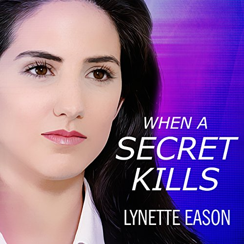 When a Secret Kills audiobook cover art
