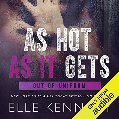 As Hot As It Gets Audiobook By Elle Kennedy cover art