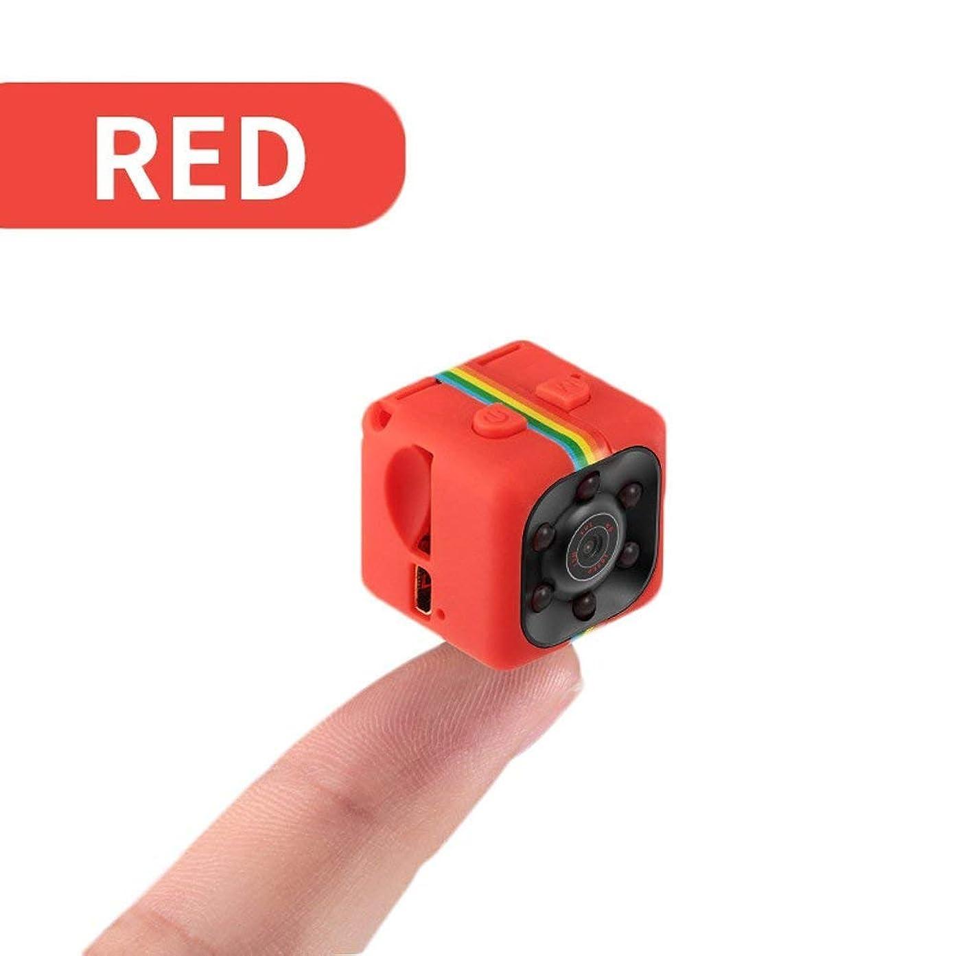 剣宇宙明らかにするミニビデオカメラ 高画質 elecfanJ 小型カメラ 動体検知付き 録画 暗視機能 フルハイビジョン赤外 USB充電式