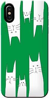 OPPO Find X2 Pro OPG01 ケース 猫 にゃんこ ネコ ねこ柄 家族 薄型 スマホ ハードケース ねこ C オッポ C021401_03