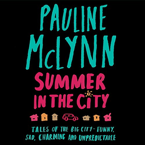 Summer in the City audiobook cover art