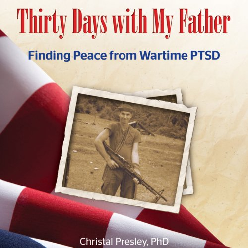 Thirty Days with My Father audiobook cover art