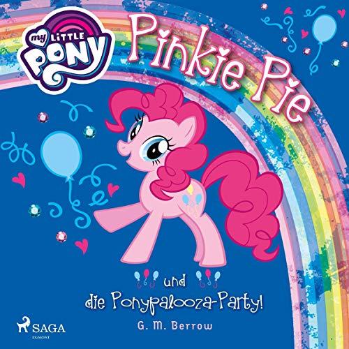Pinkie Pie und die Ponypalooza-Party! Titelbild