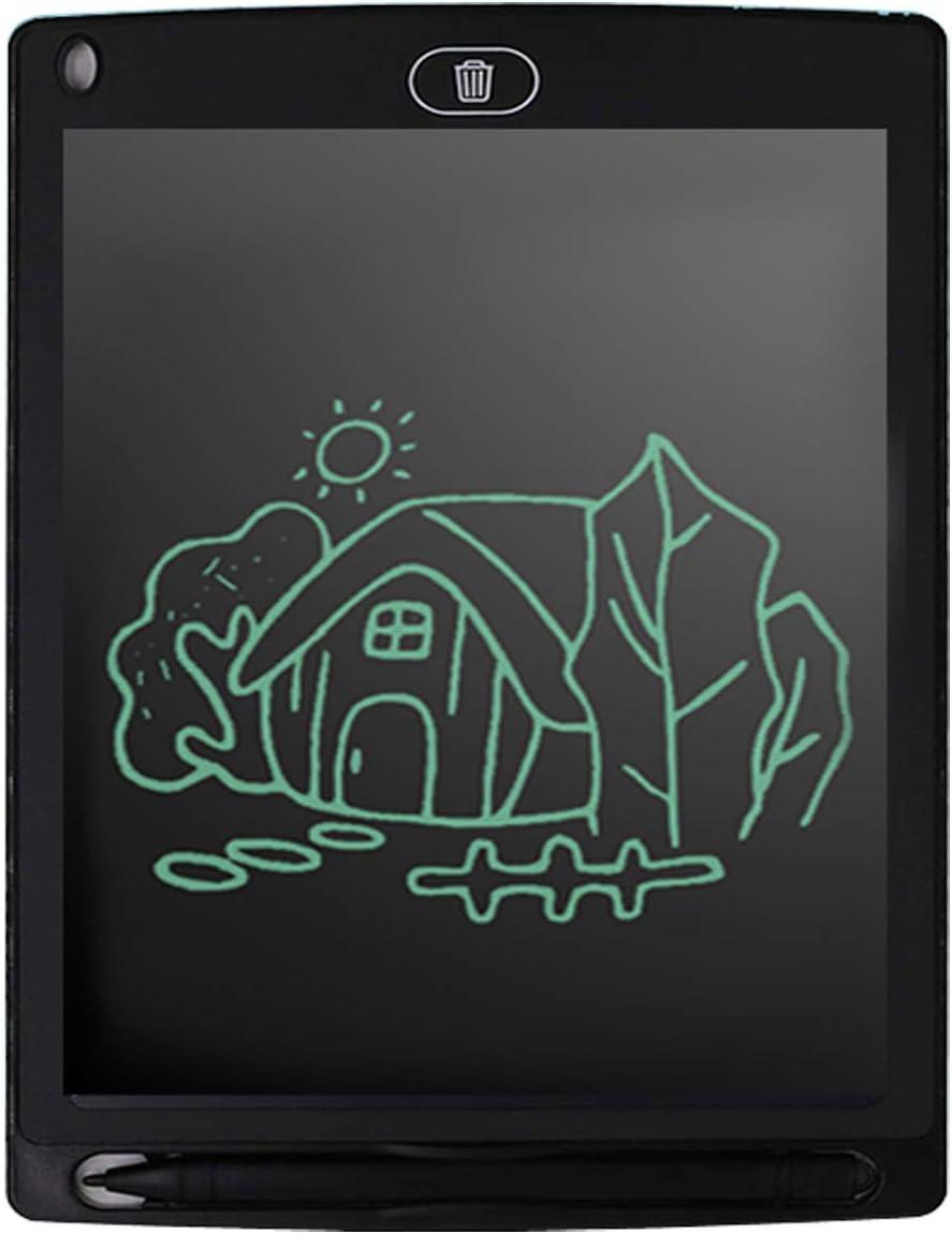 LCD Handwriting Board Childrens Painting Board Graffiti Electronic Blackboard Light Fluorescent Writing Board Blue Black