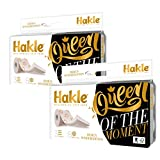 Hakle Toilettenpapier Edition Queen of the Moment 3lg. 8x150Bl. (16x 150 Bl.)
