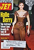 Jet Magazine February 18, 2002 * Halle Berry: Top Actress  Talent And Beauty Is Talk Of Hollywood *