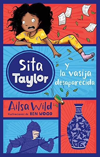 Sita Taylor y la vasija desaparecida, n.º 3