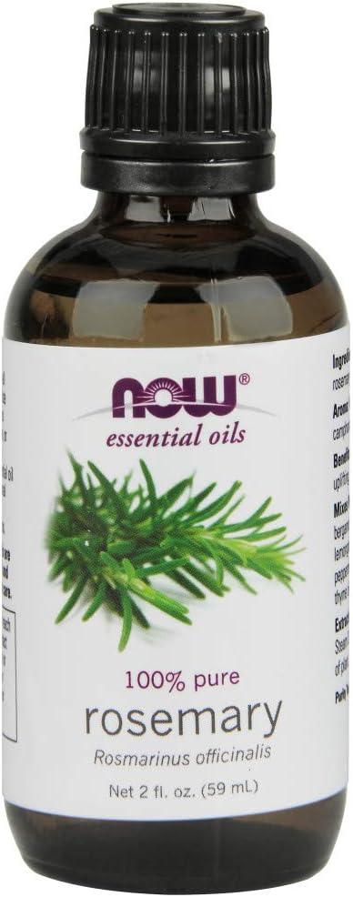 NOW Essential Sales for sale Regular dealer Oils 2-Ounce Rosemary Oil