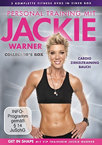 Personal Training mit Jackie Warner - Collector\'s Box [3 DVDs]
