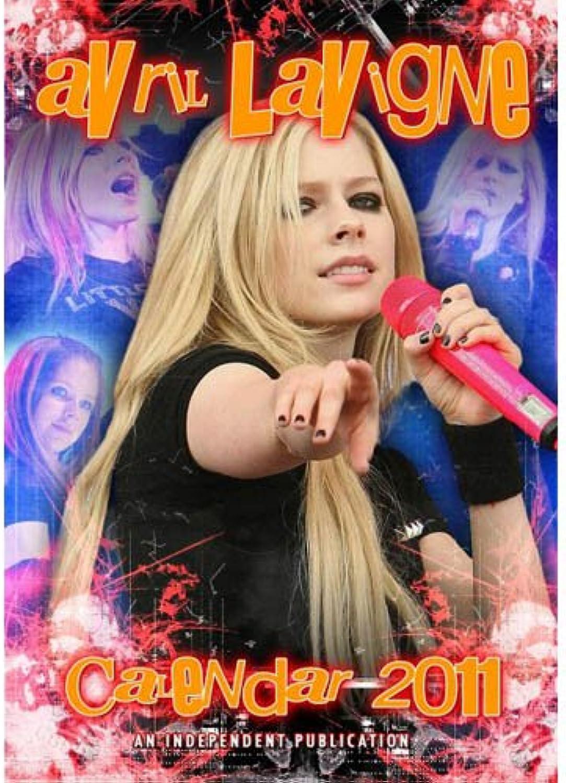 Avril Lavigne - Kalender 2011 Avril Lavigne B004DIWFYE | Förderung