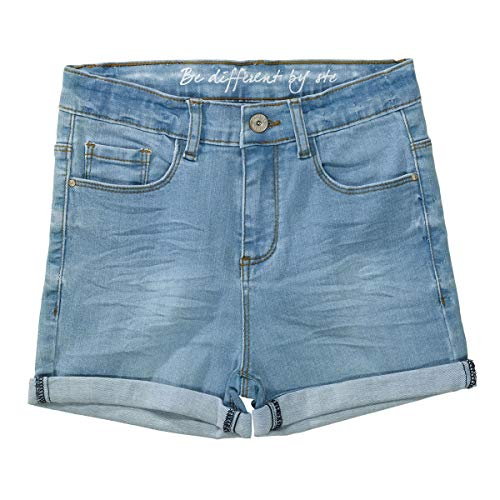 Staccato Mädchen Jeans-Shorts-158