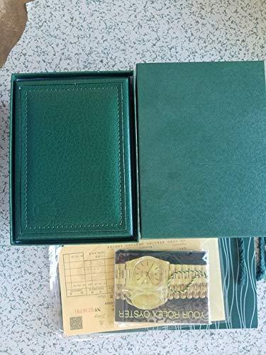 ZNYD For Hombre Relojes de Lujo for la Caja Cajas Papeles Bolsa Regalo de los Hombres de Pulsera de Relojes de Madera del Reloj Original de la Caja Interior de Las Mujeres Exterior (Color : R2)