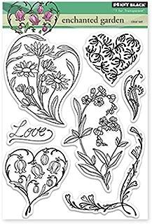 Penny Black Enchanted Garden Decorative Stamp