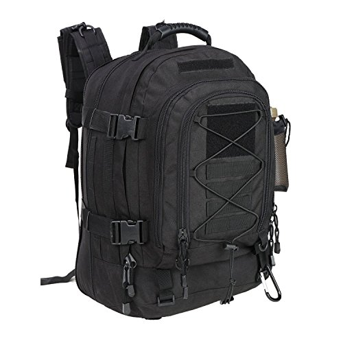 40L - 64 L Outdoor 3 Day Expandable Backpack for Gym Sport Hiking Camping Trekking Travel Military & Tactical,Bug Out Bag