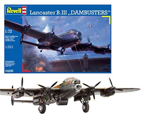 La più grande Bomber della seconda guerra mondiale Splendida superficie dettagli Super preciso motori Cabina di pilotaggio dettagliata Full Landing Gear Modello Kit contiene 224pezzi Modello Kit sono progettati per i bambini dai 10anni in su Misure...