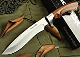 FARDEER KNIFE Couteau de survie Couteau Chasse en Plein Air