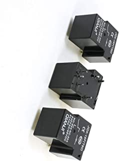 Aexit 3Pcs PCB Relays Connector DC 24V Coil Voltage 6 Pin Power Accessory Power Relay JQX-15F(T90)