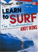Learn To Surf The Fundamentals With Andy Irons [Alemania] [DVD]