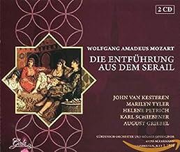 Mozart: Entfuhrung Aus Dem Serail